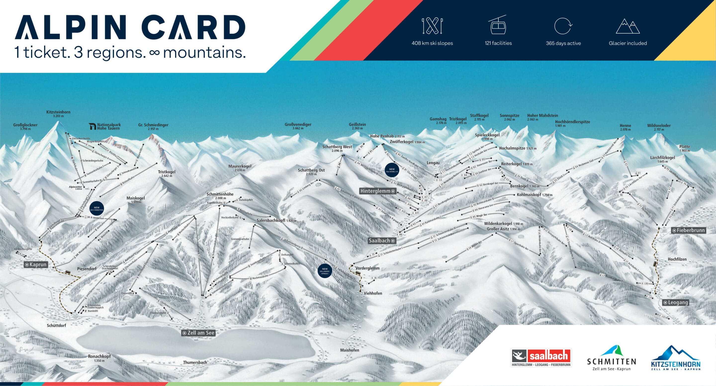 Ski alpin card
