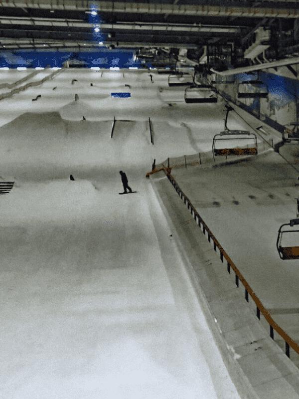 Snowdome optimized