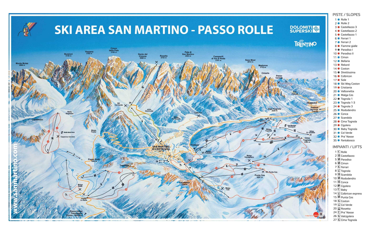 SkiAreaSanMartinoPassoRolle2019 1 scaled