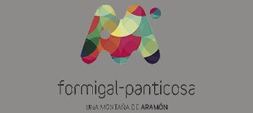 Formigal Panticosa logo fit