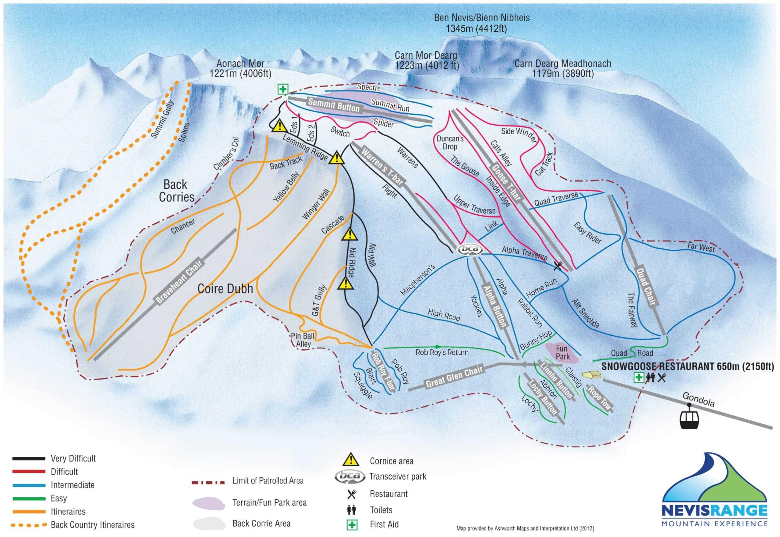 Nevis Range Pistekort JPG scaled