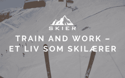 Train and work – et liv som skilærer