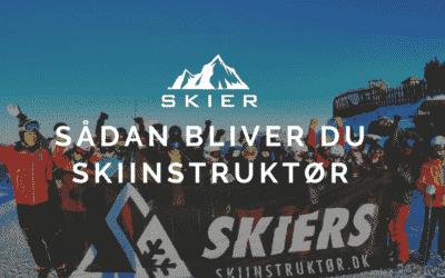 Sådan bliver du skiinstruktør