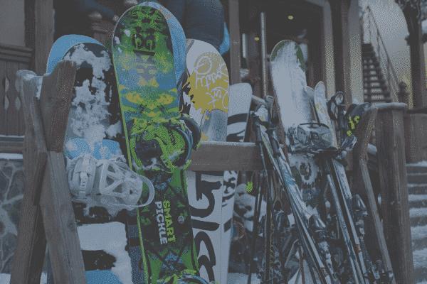 Snowboardudstyr