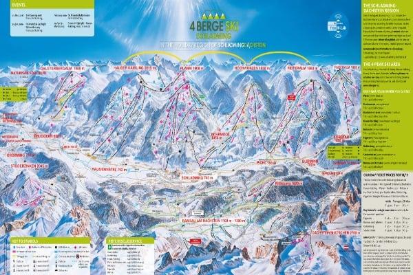 Dachstein-Gletsjeren