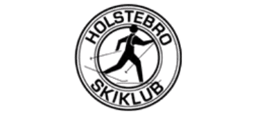 Holstebro skiklub logo