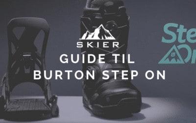 Guide – Burton Step On