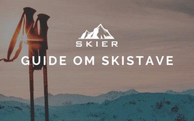 Guide om Skistave