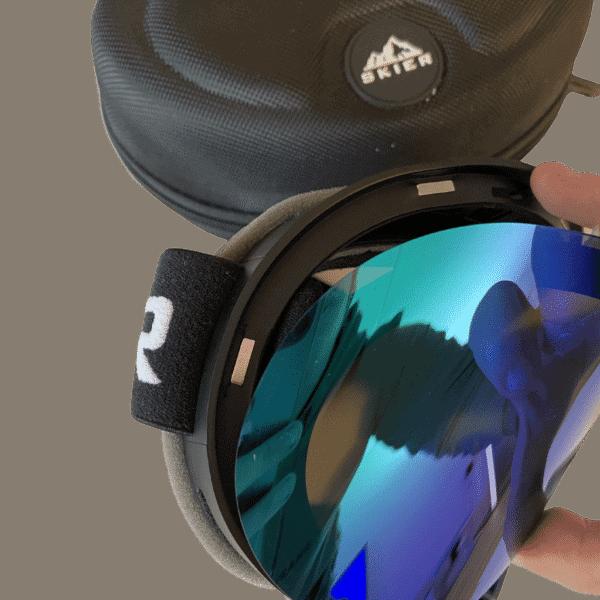 Skier Ski Goggles