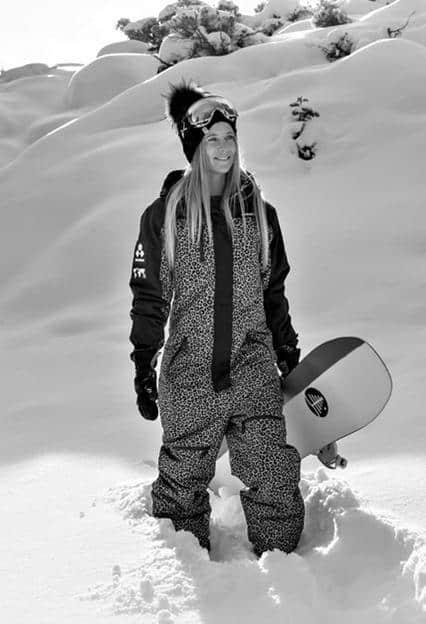 Ski heldragt dame